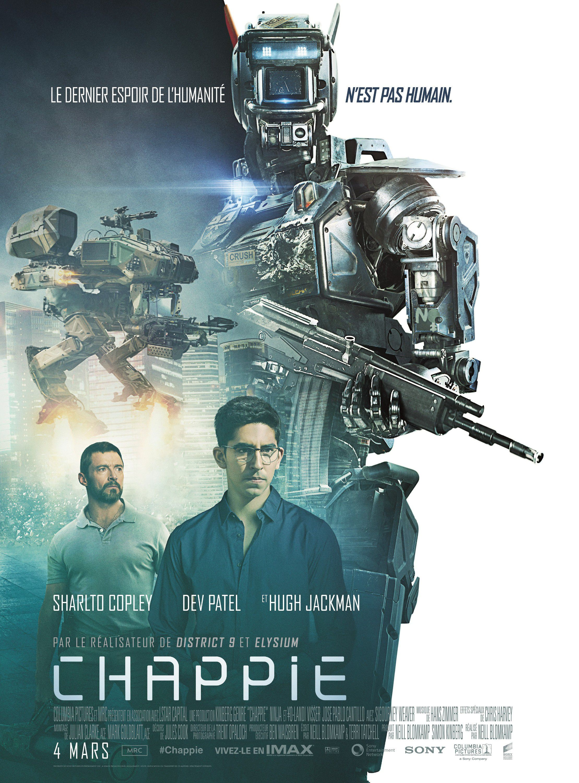 Chappie - Film (2015)