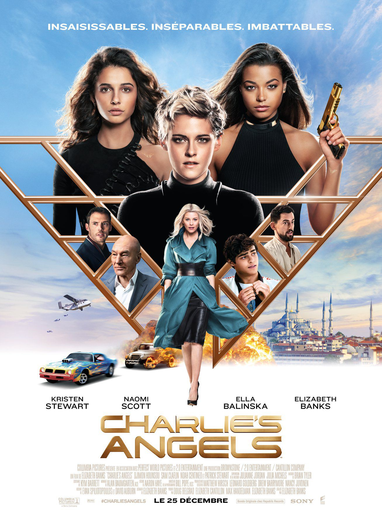 Charlie's Angels - Film (2019)