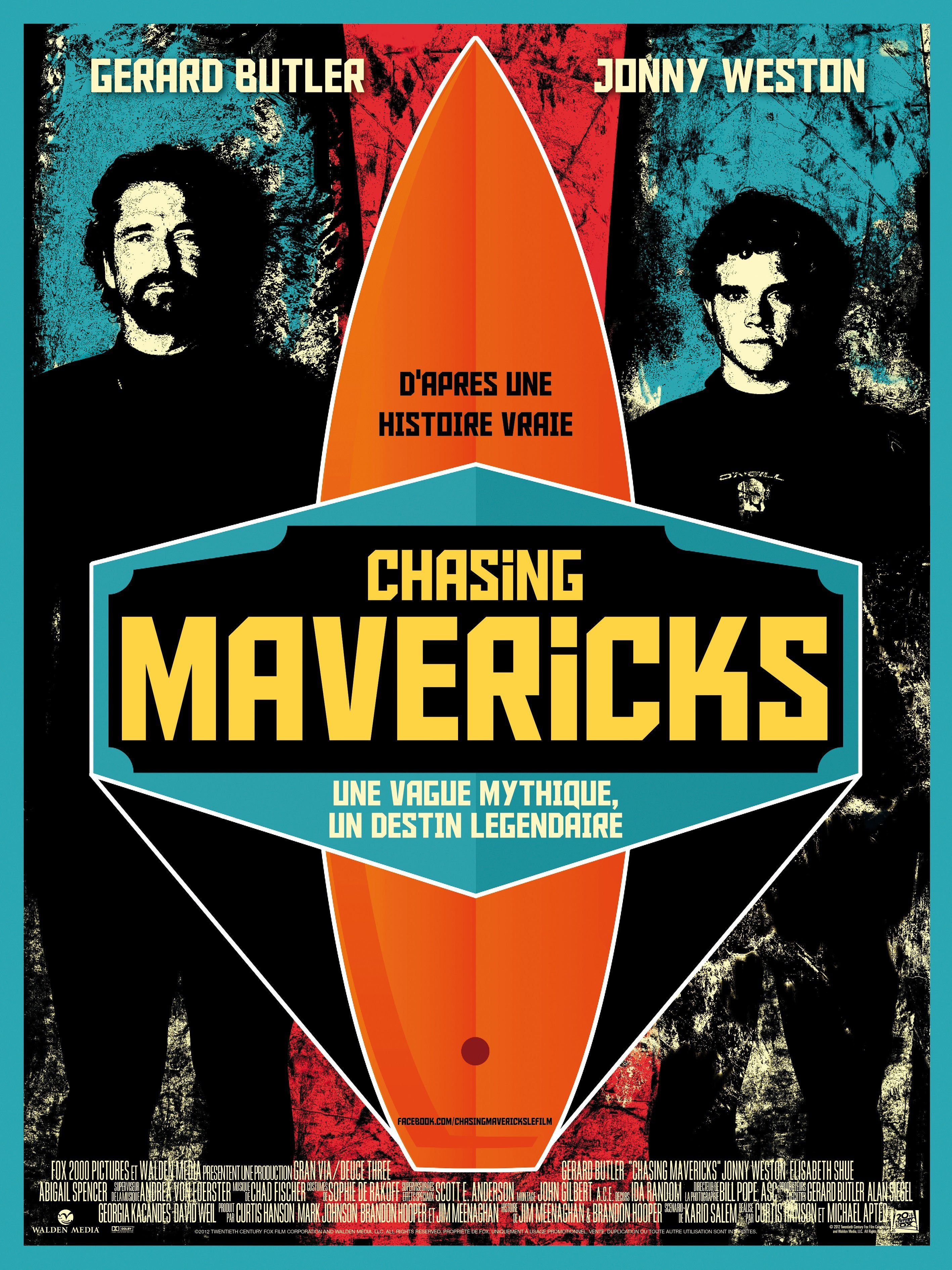 Chasing Mavericks - Film (2012)