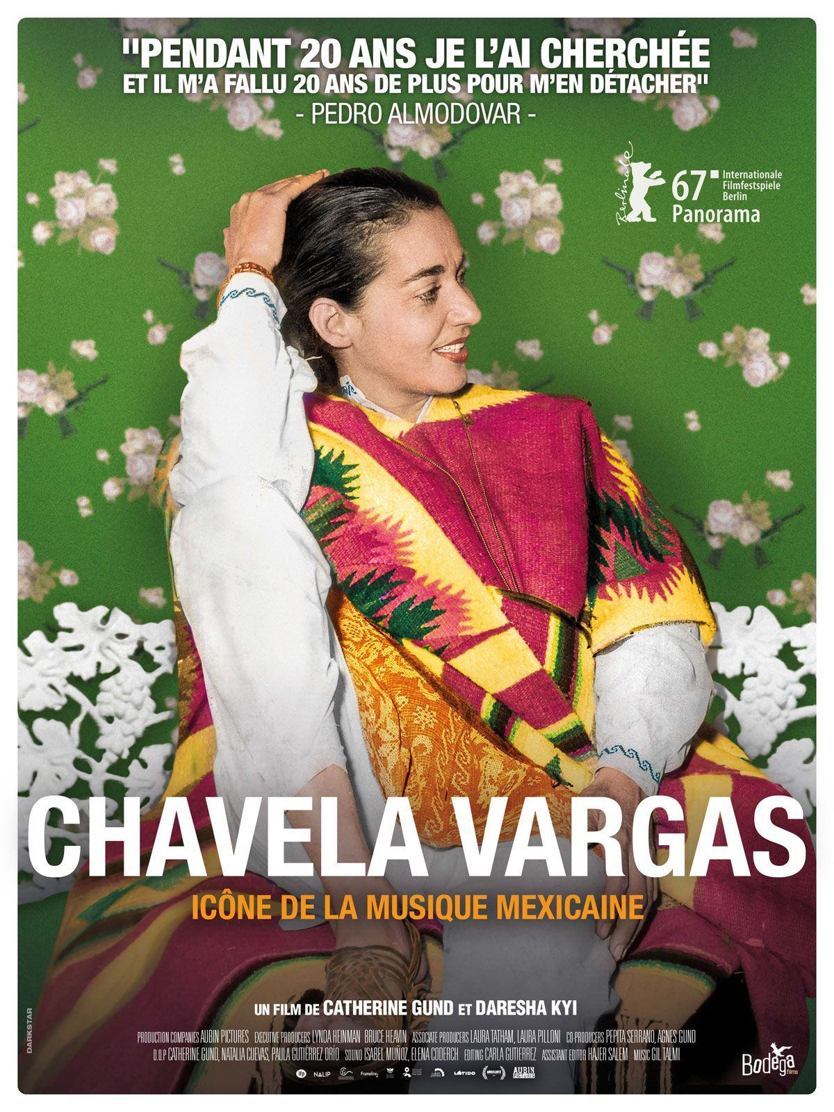 Chavela Vargas - Documentaire (2017)