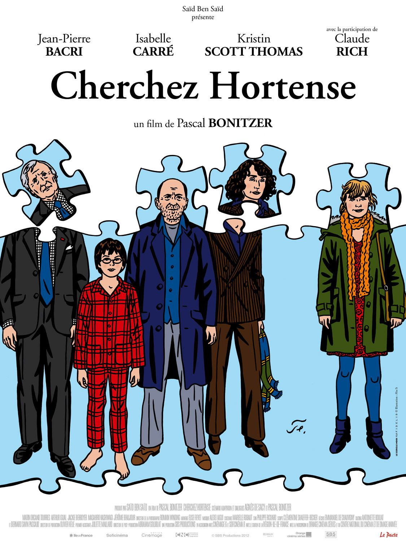 Cherchez Hortense - Film (2012)