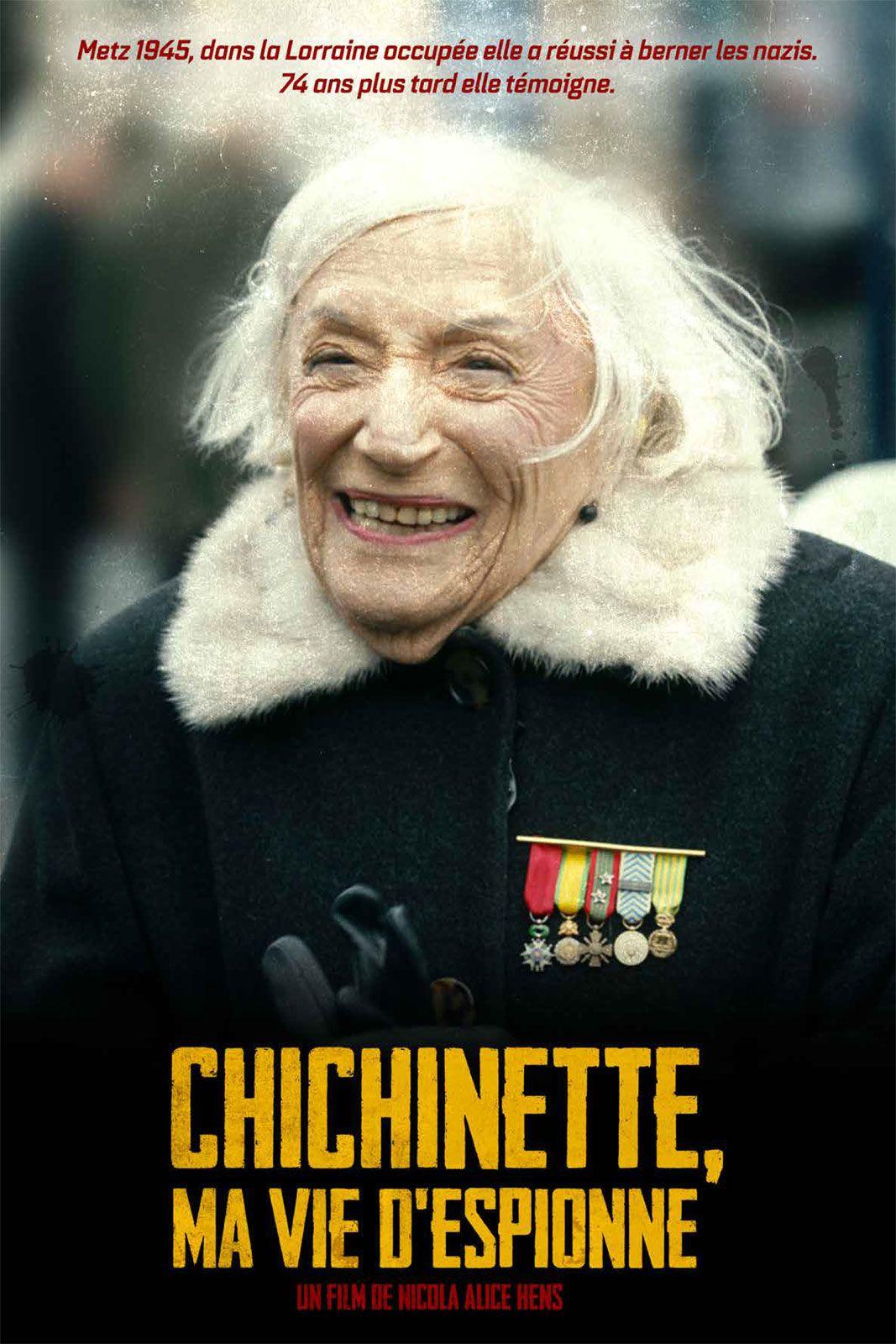 Chichinette, ma vie d'espionne - Documentaire (2019)