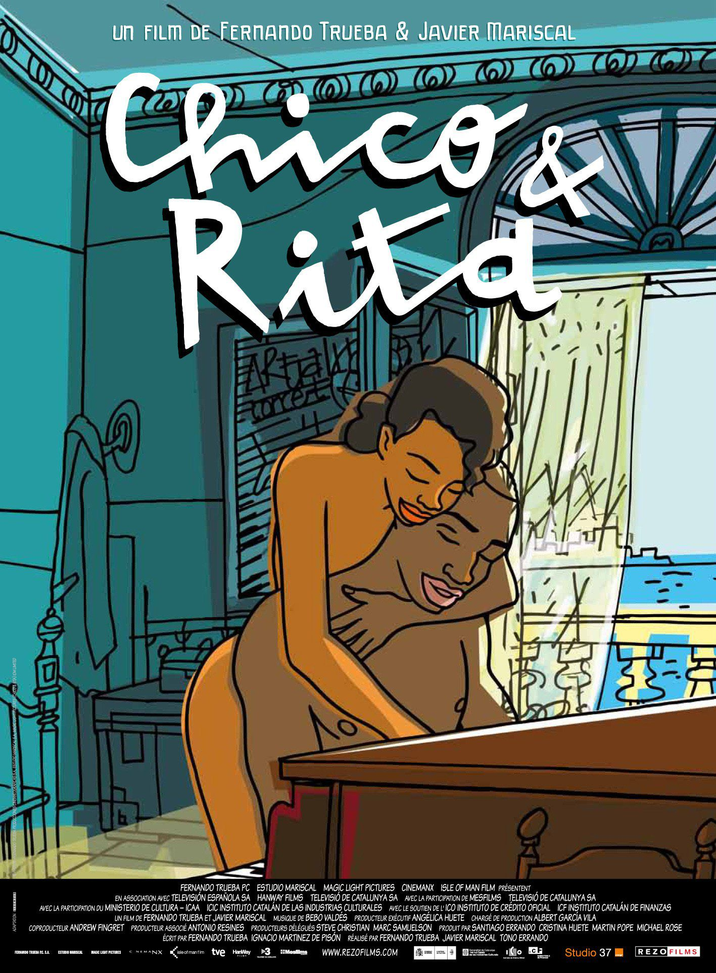 Chico et Rita - Long-métrage d'animation (2011)