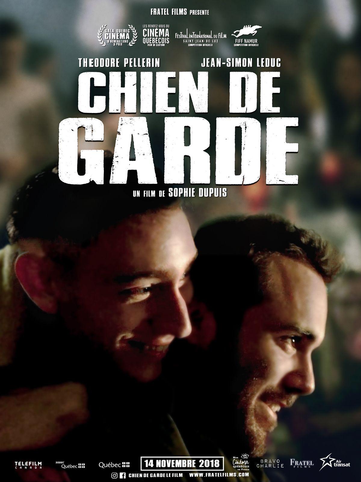 Chien de garde - Film (2018)