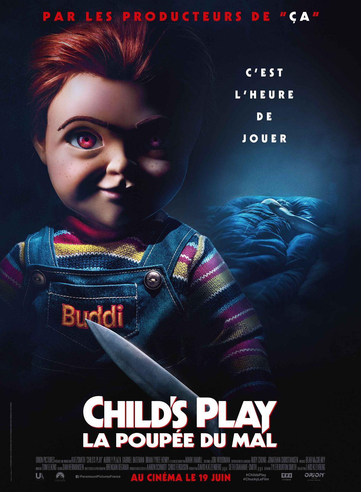 Child's Play : La Poupée du mal - Film (2019)