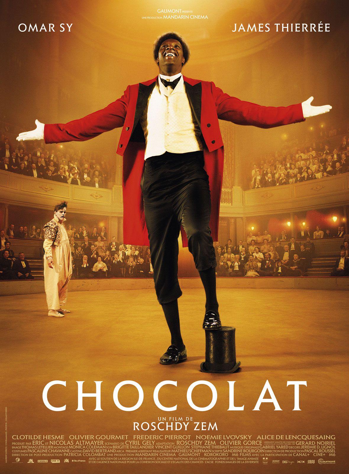 Chocolat - Film (2016)