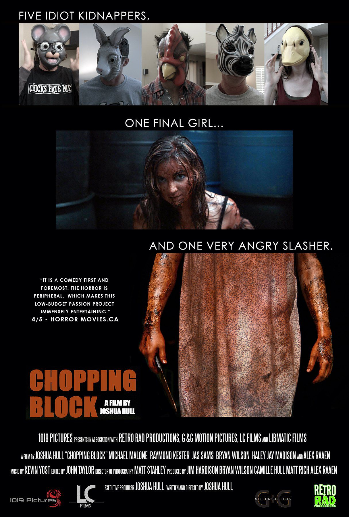 Chopping Block - Film (2016)