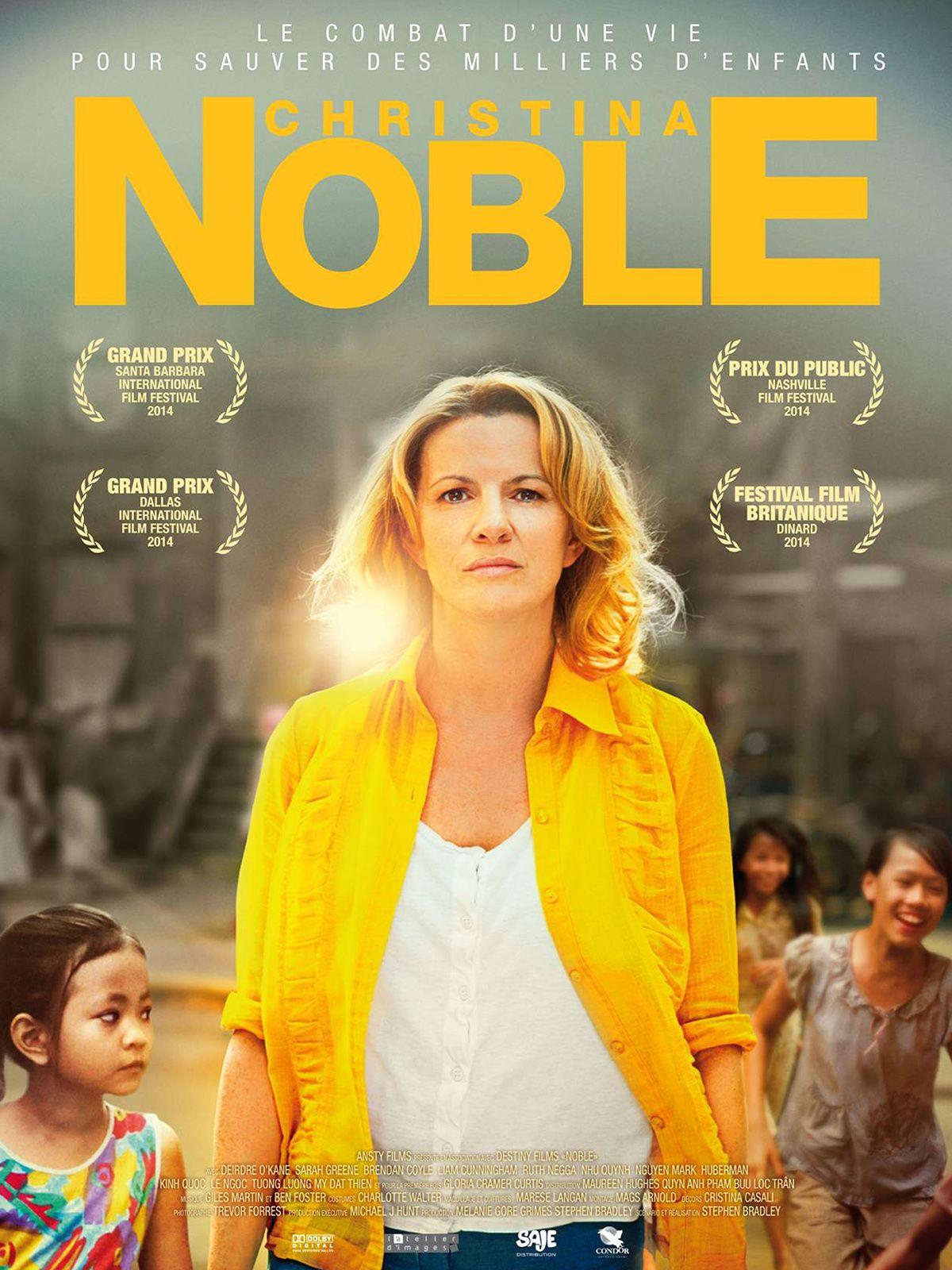 Christina Noble - Film (2014)