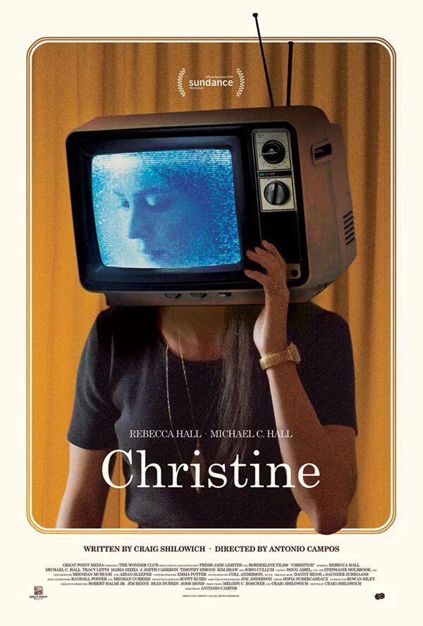 Christine - Film (2017)