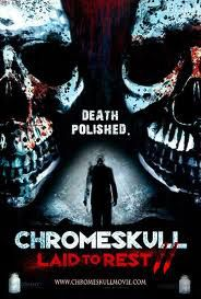 ChromeSkull: Laid to Rest II - Film (2011)