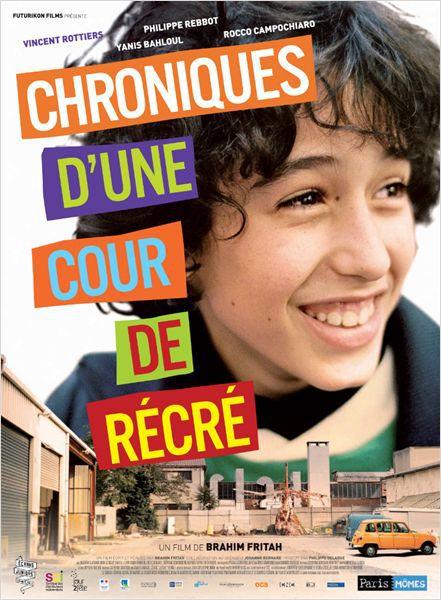 Chroniques d'une cour de récré - Film (2013)