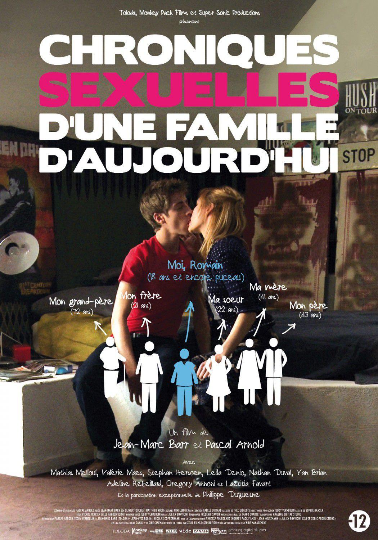 Chroniques sexuelles d'une famille d'aujourd'hui - Film (2012)