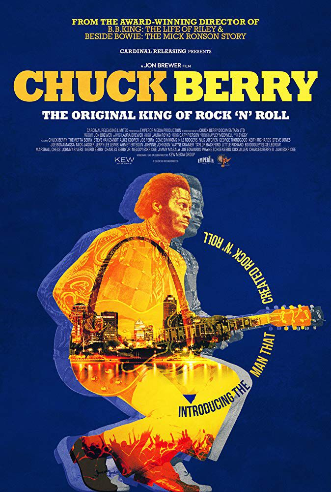 Chuck Berry - Documentaire (2019)