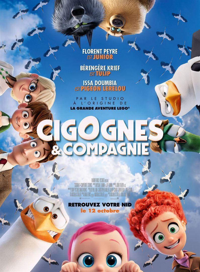 Cigognes & compagnie - Long-métrage d'animation (2016)