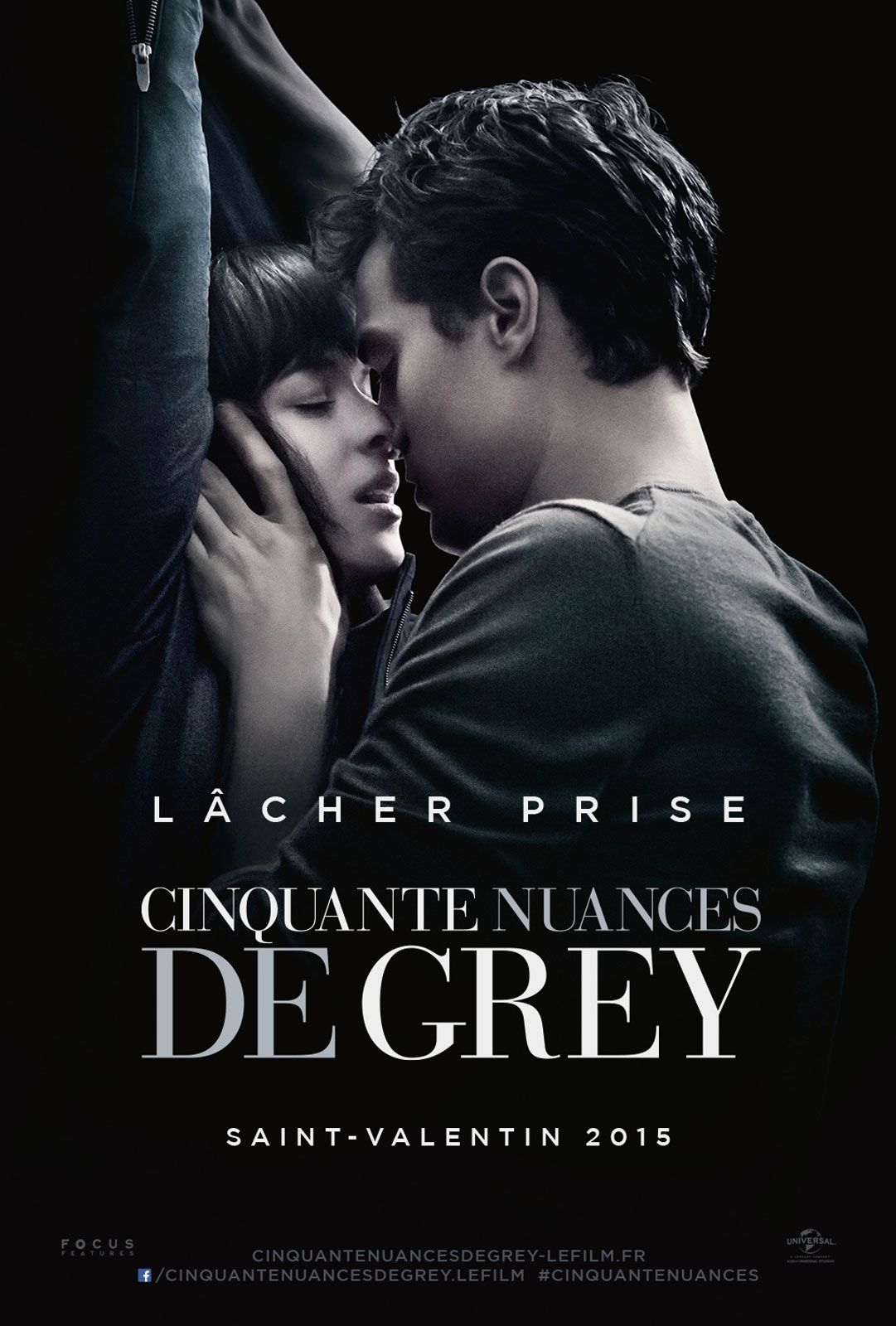 Cinquante nuances de Grey - Film (2015)
