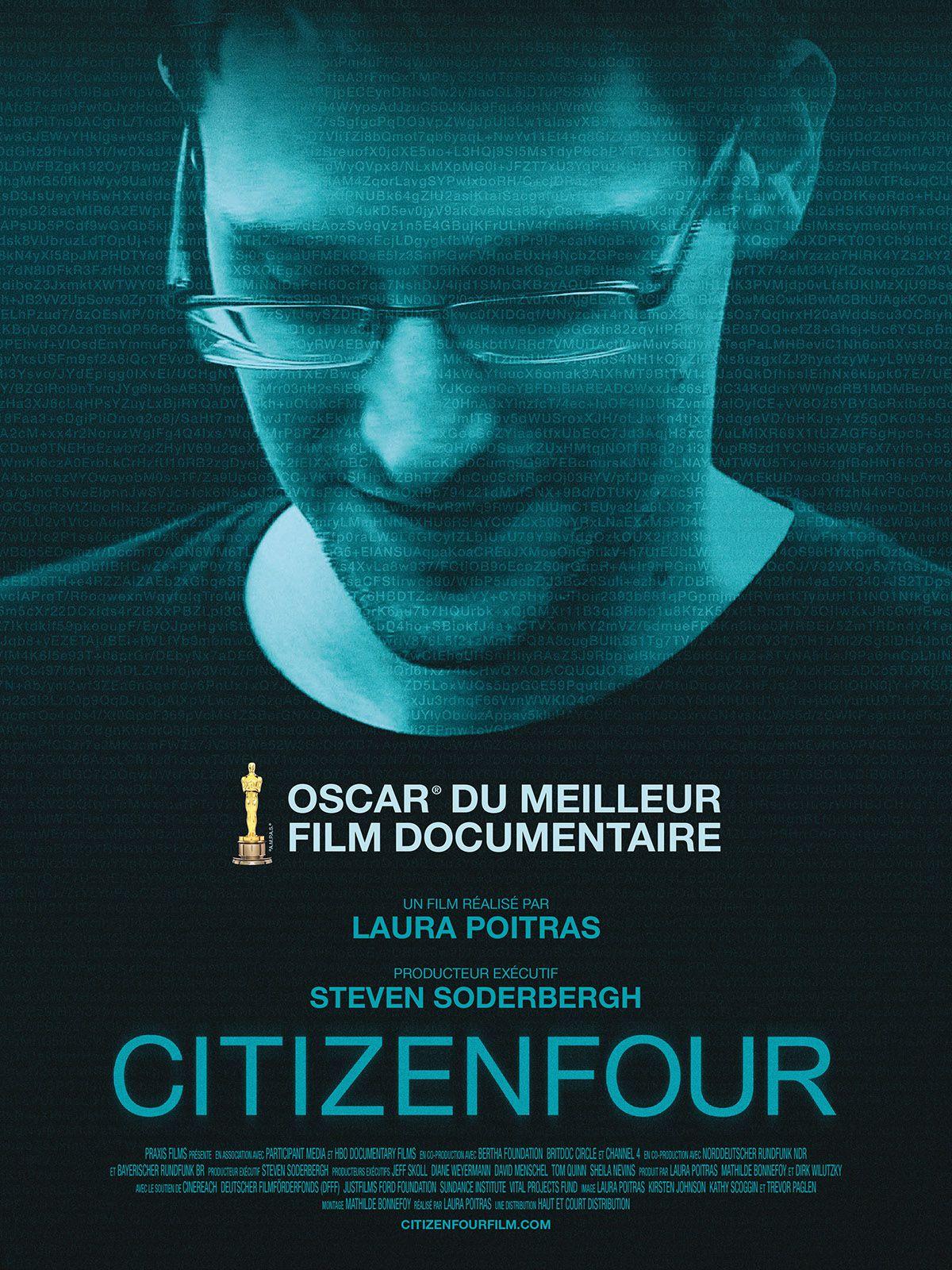 Citizenfour - Documentaire (2014)