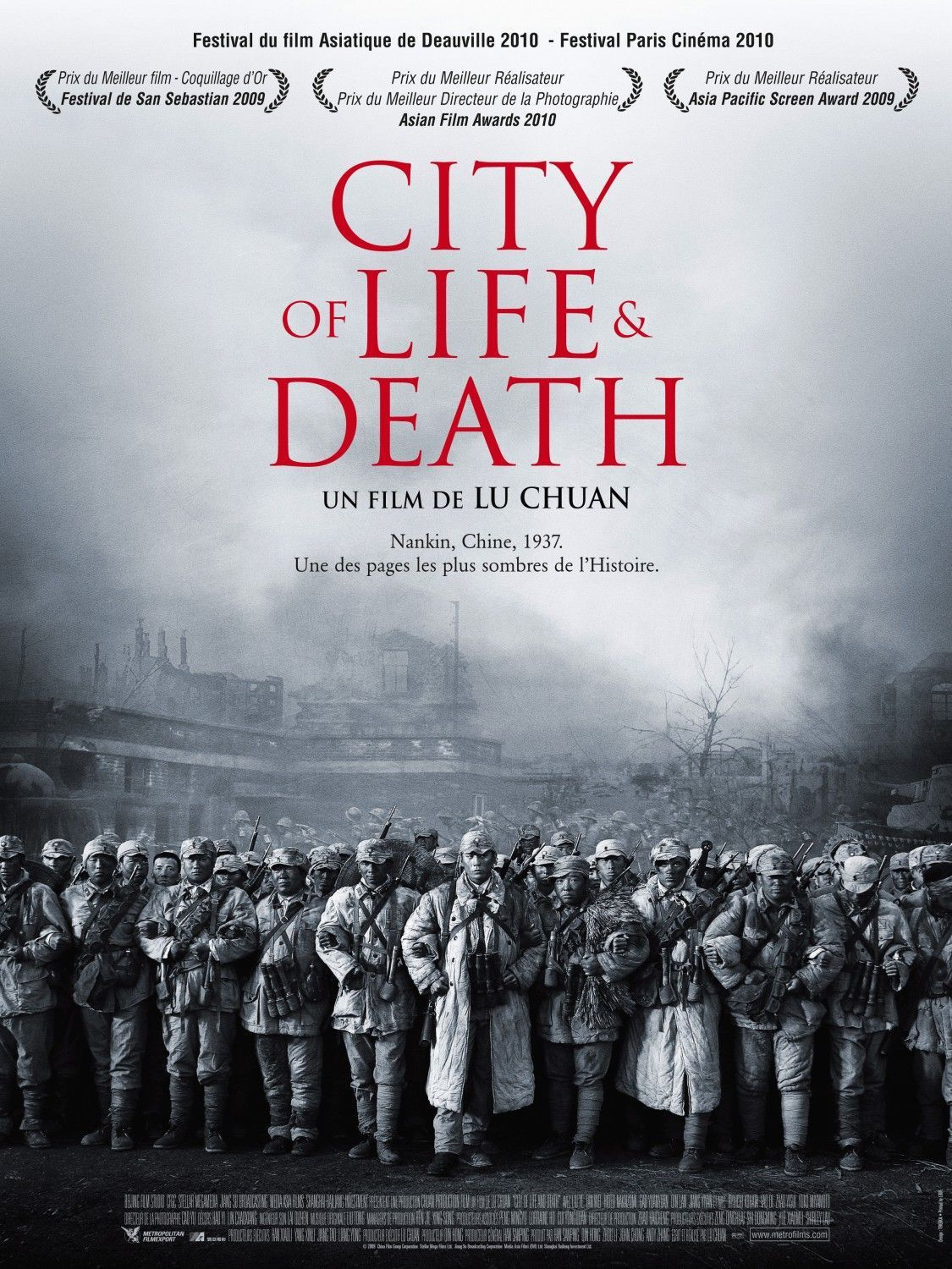 City of Life and Death - Film (2009)