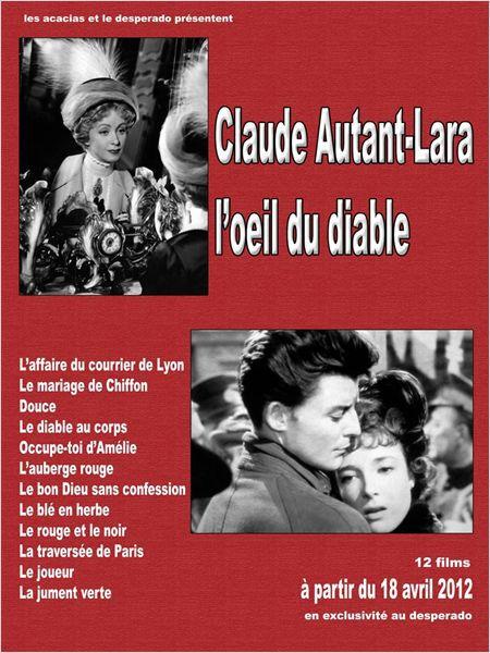 Claude Autant-Lara : L'Œil du diable - Film (2012)