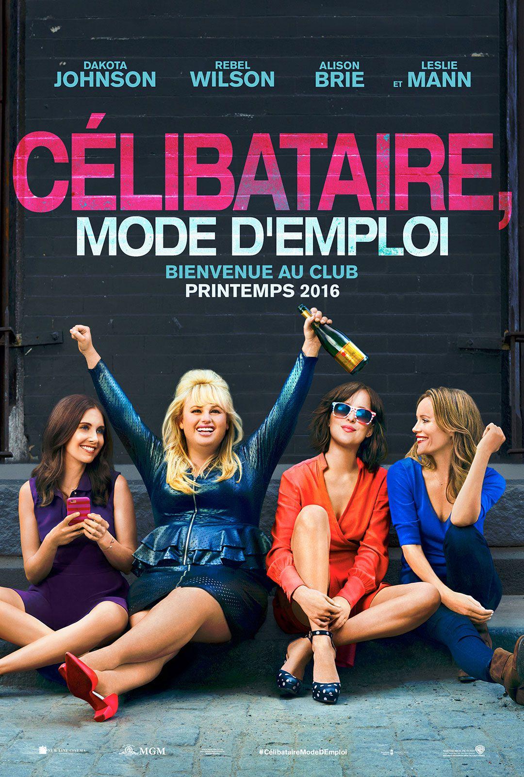 Célibataire, mode d'emploi - Film (2016)