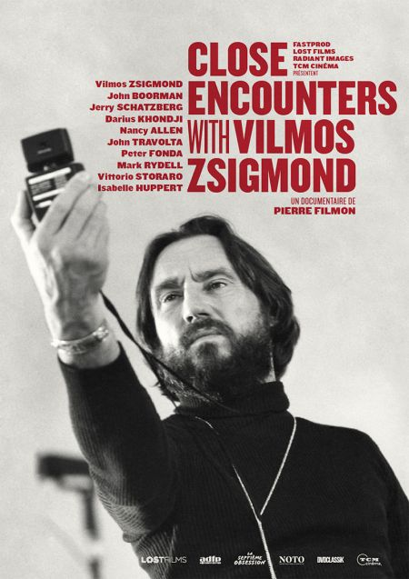 Close Encounters with Vilmos Zsigmond - Documentaire (2016)