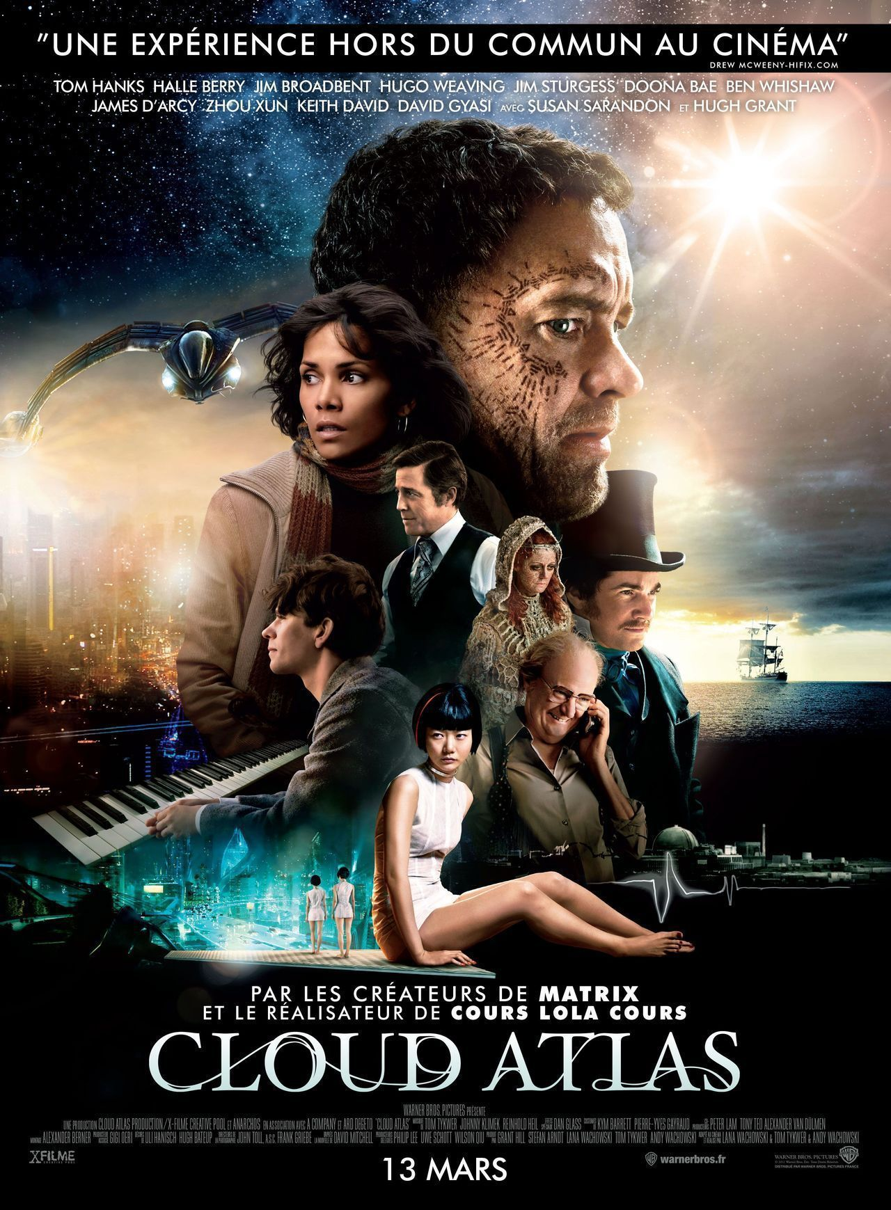 Cloud Atlas - Film (2012)
