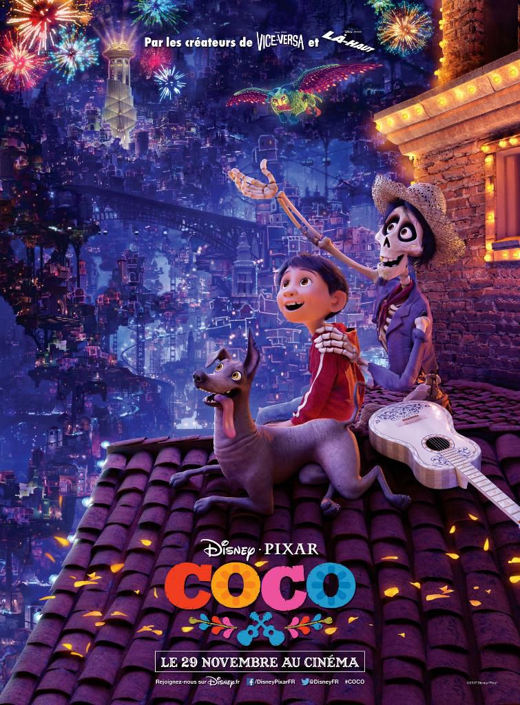 Coco - Long-métrage d'animation (2017)