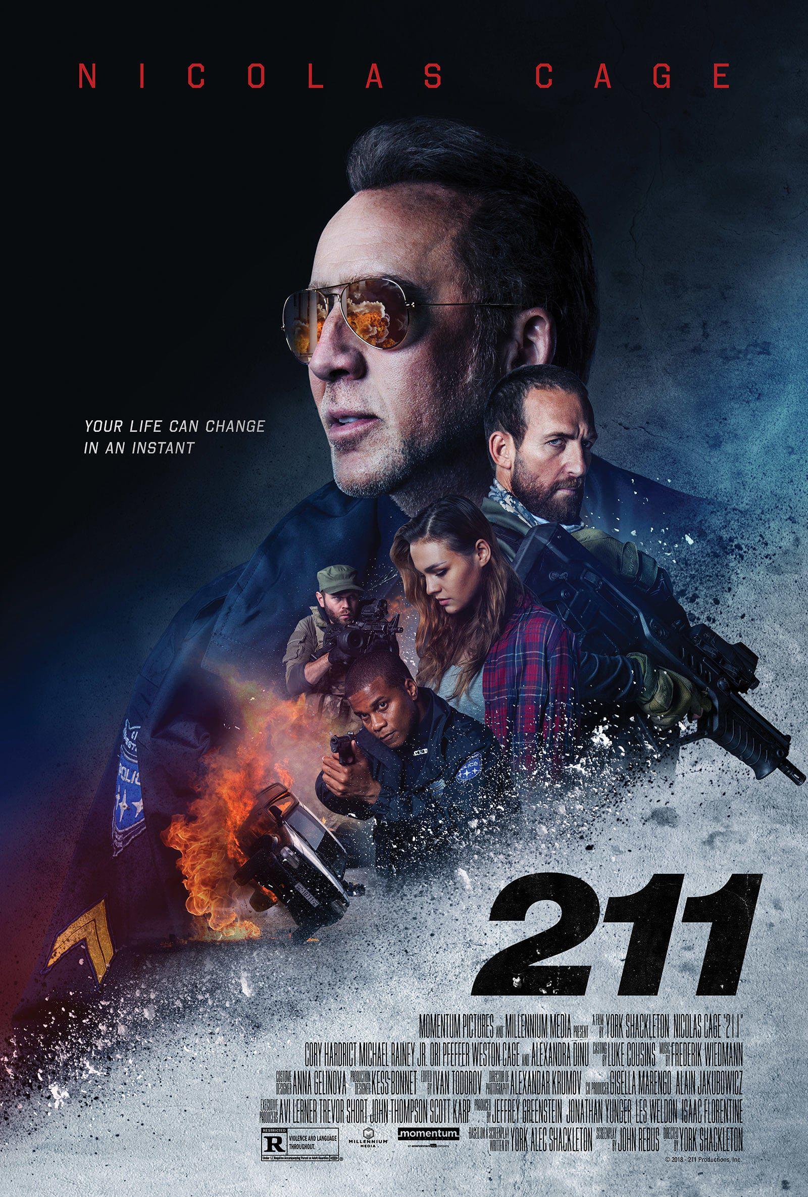 Code 211 - Film (2018)