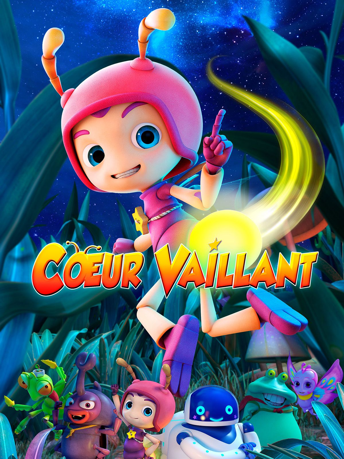 Coeur vaillant - Long-métrage d'animation (2021)