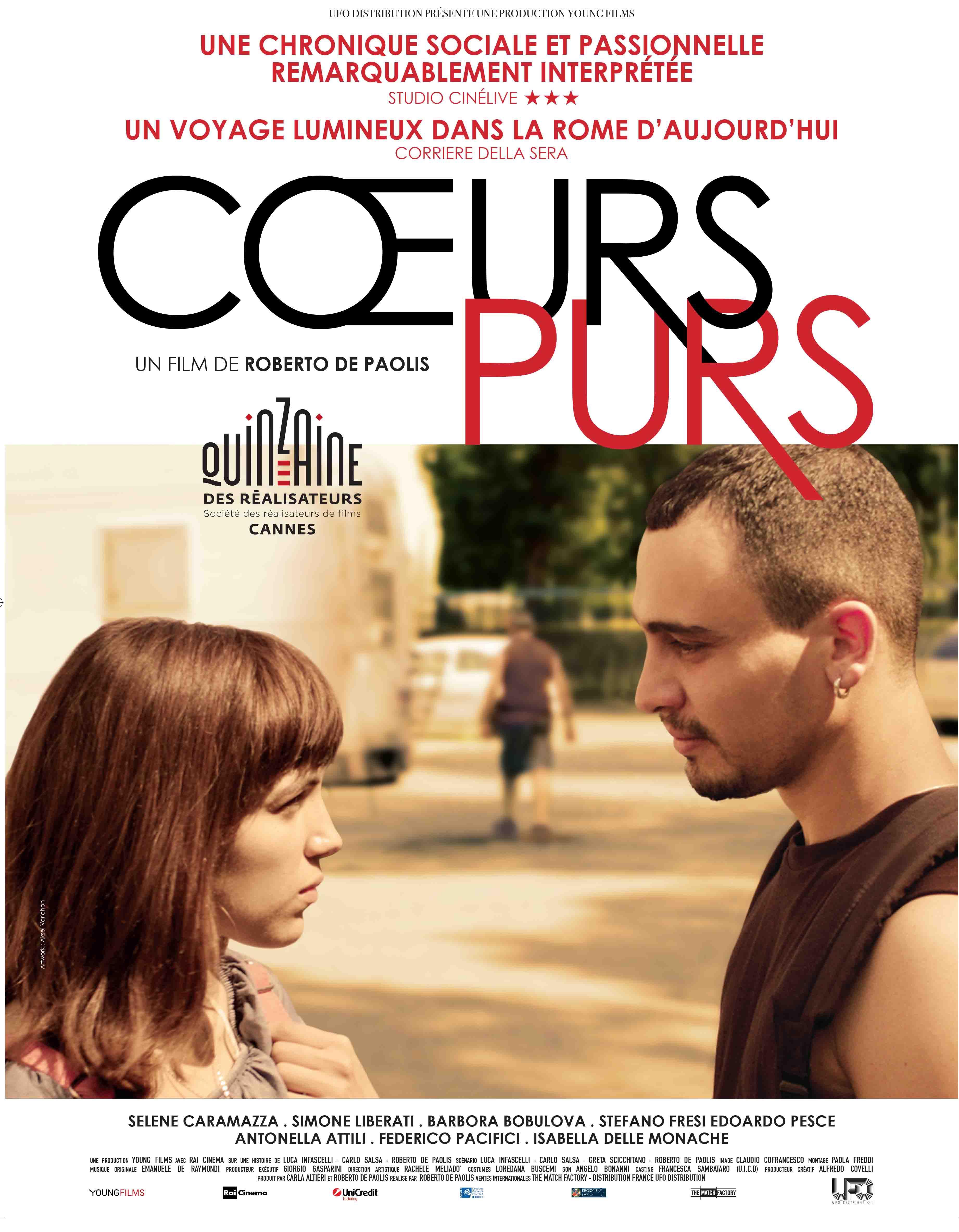 Coeurs purs - Film (2018)