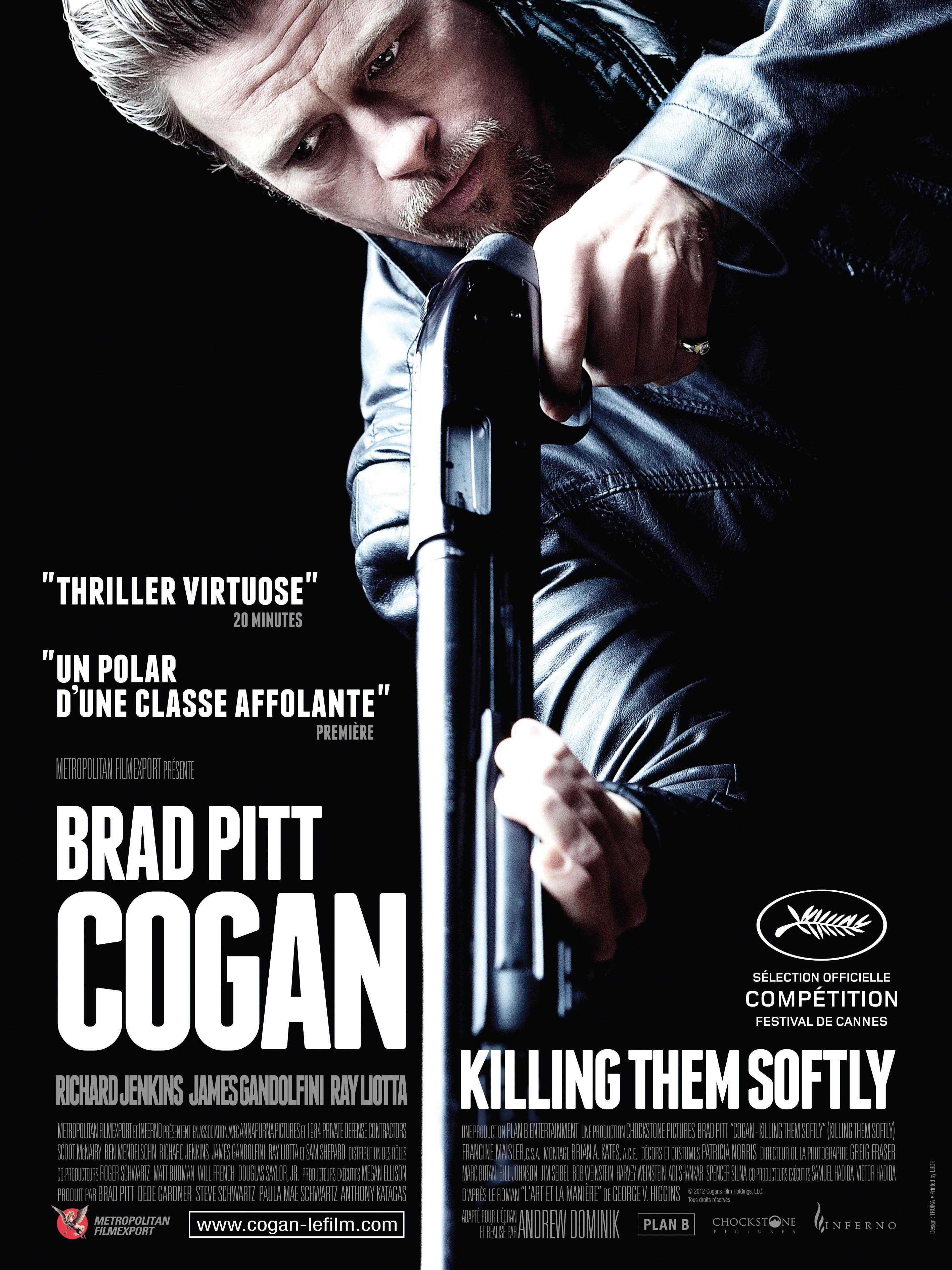 Cogan : Killing Them Softly - Film (2012)