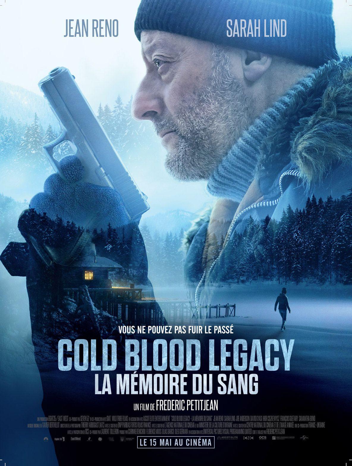 Cold Blood Legacy - La mémoire du sang - Film (2019)