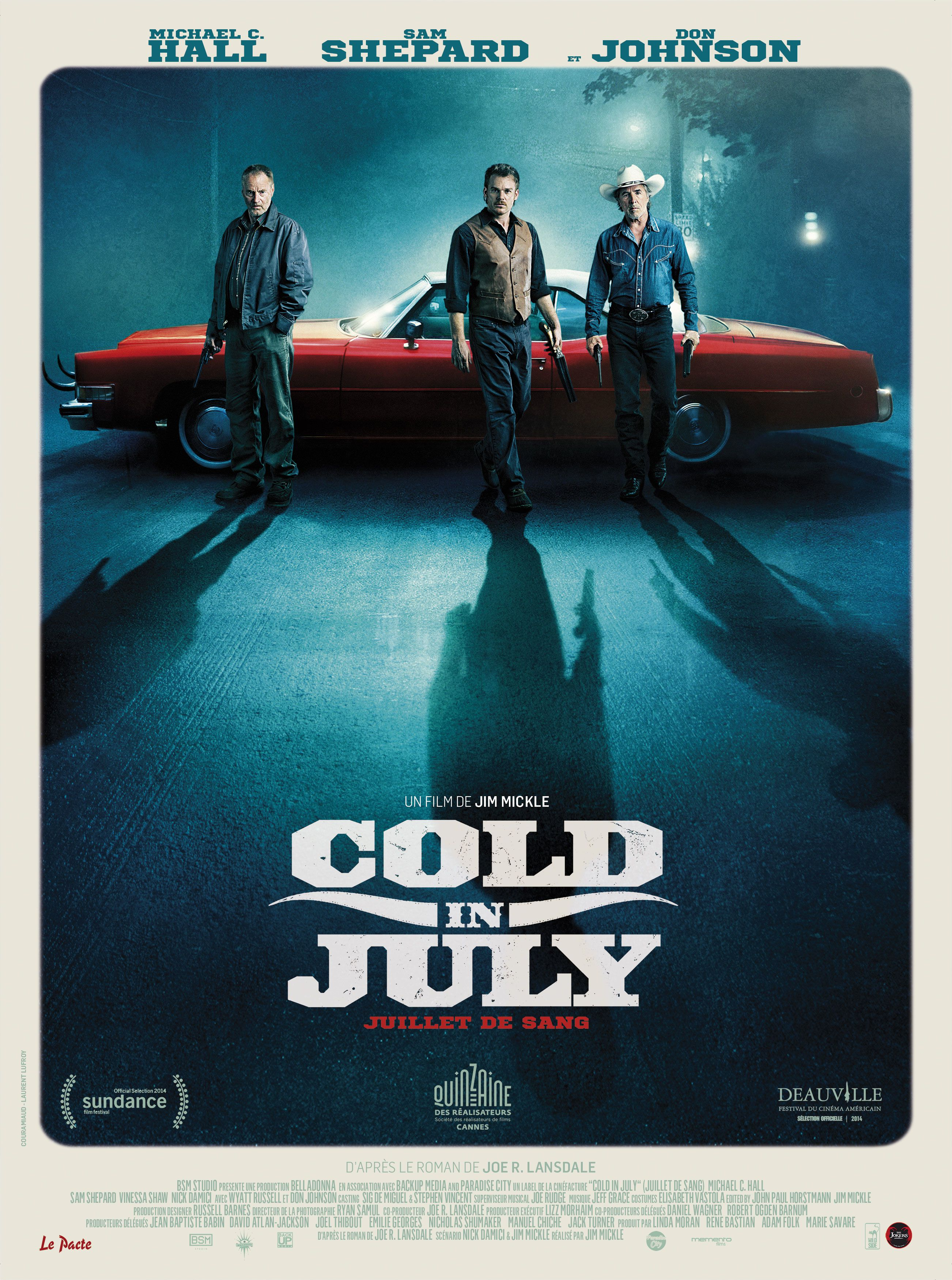 Cold in July - Film (2014)