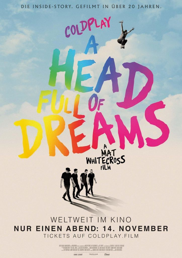 Coldplay: A Head Full of Dreams - Documentaire (2018)