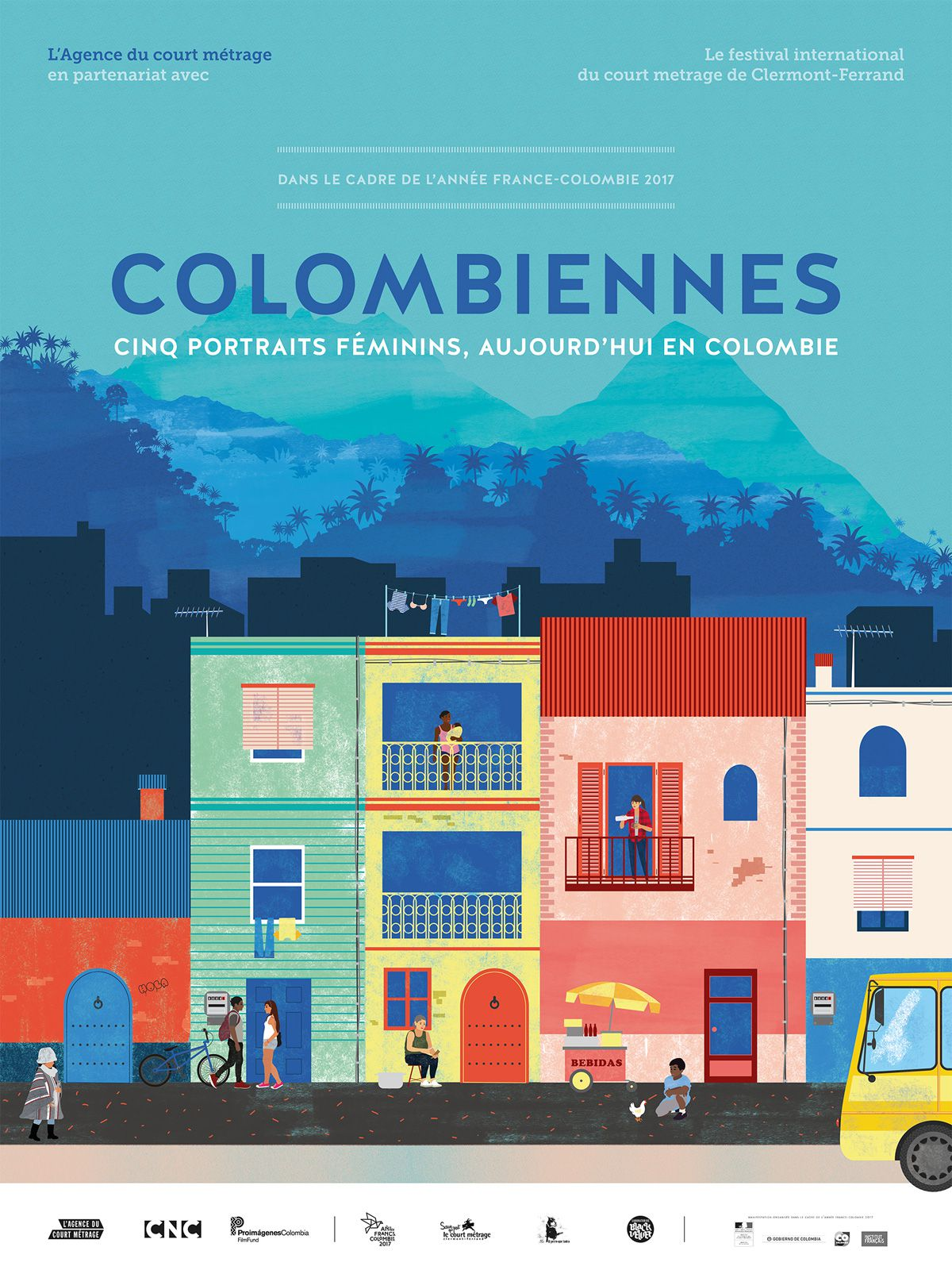 Colombiennes - Film (2017)