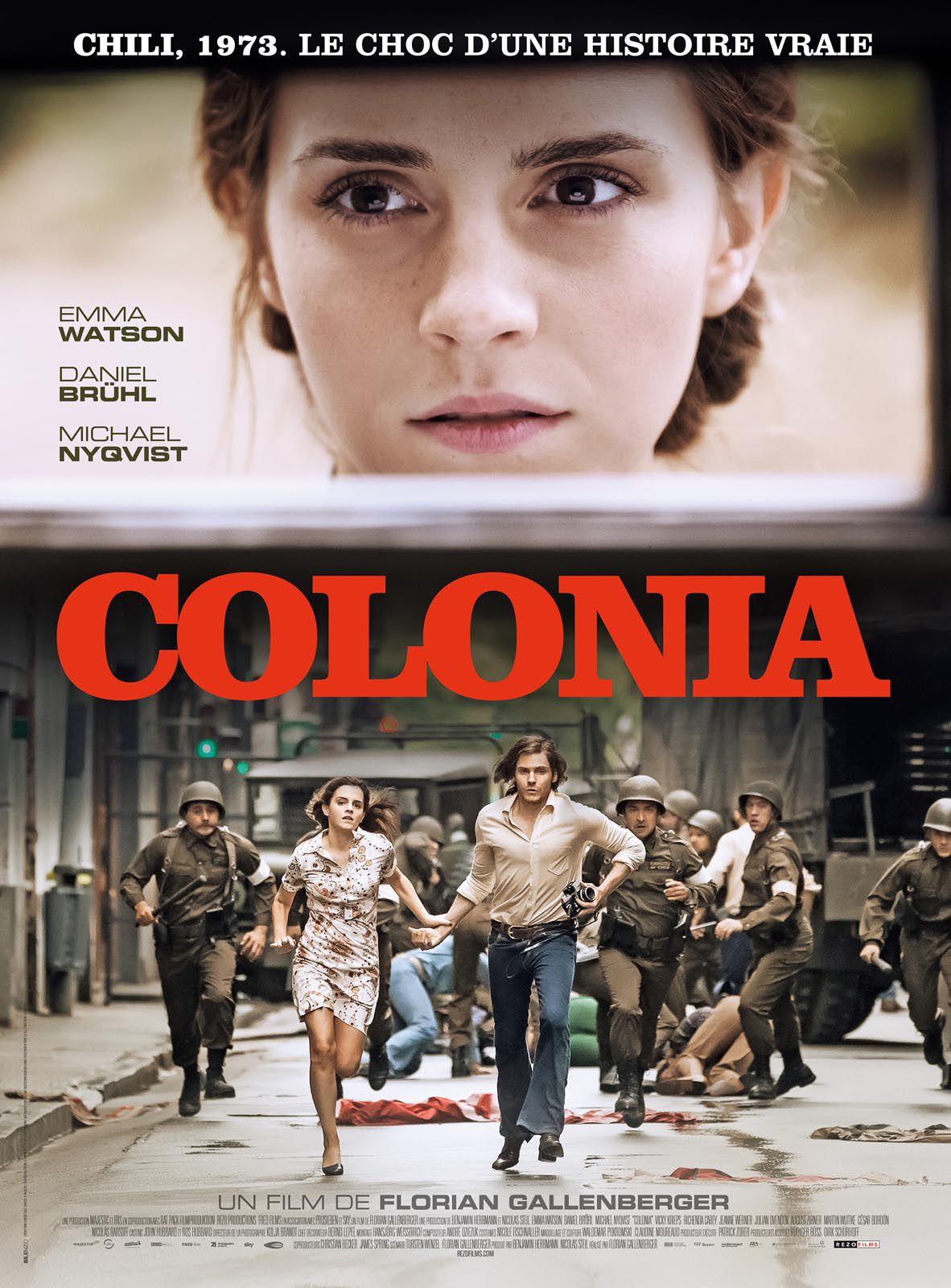 Colonia - Film (2016)