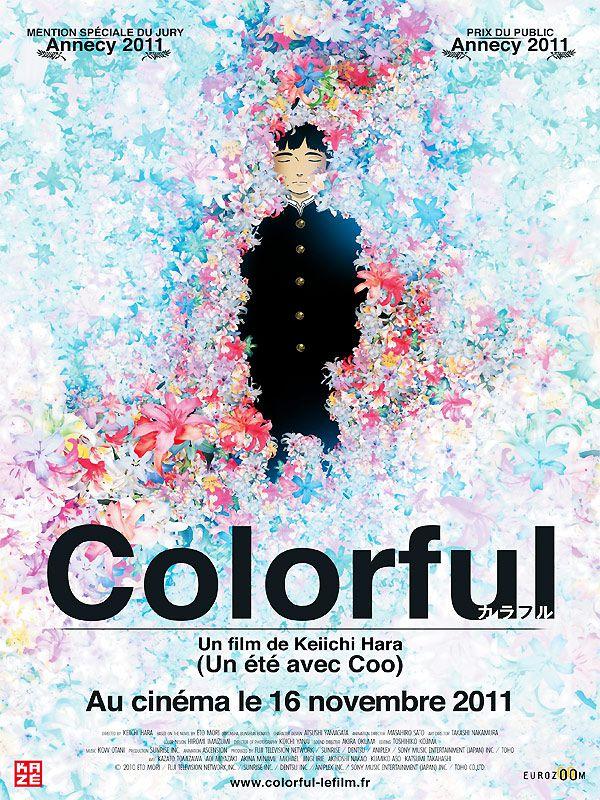 Colorful - Long-métrage d'animation (2010)
