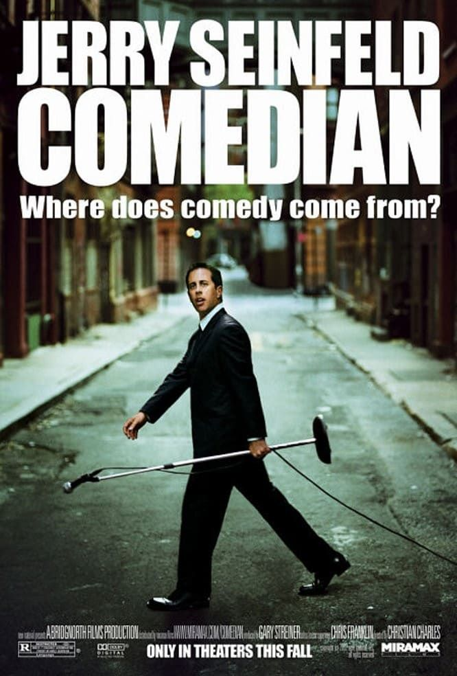 Comedian - Documentaire (2002)