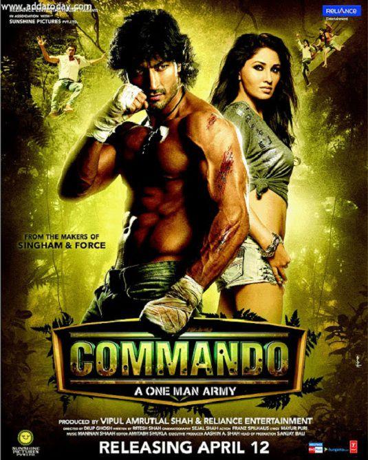 Commando A One Man Army - Film (2013)