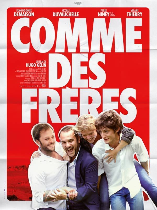 Comme des frères - Film (2012)