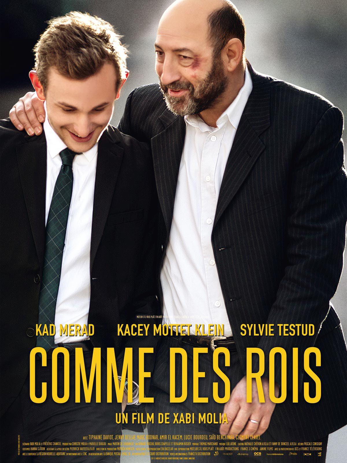 Comme des rois - Film (2018)