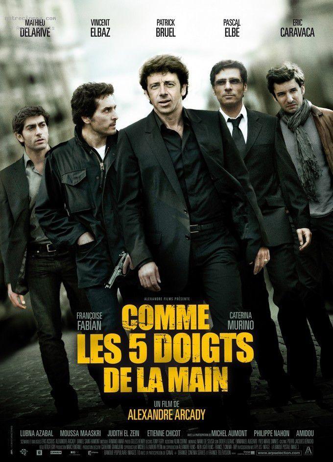 Comme les cinq doigts de la main - Film (2010)