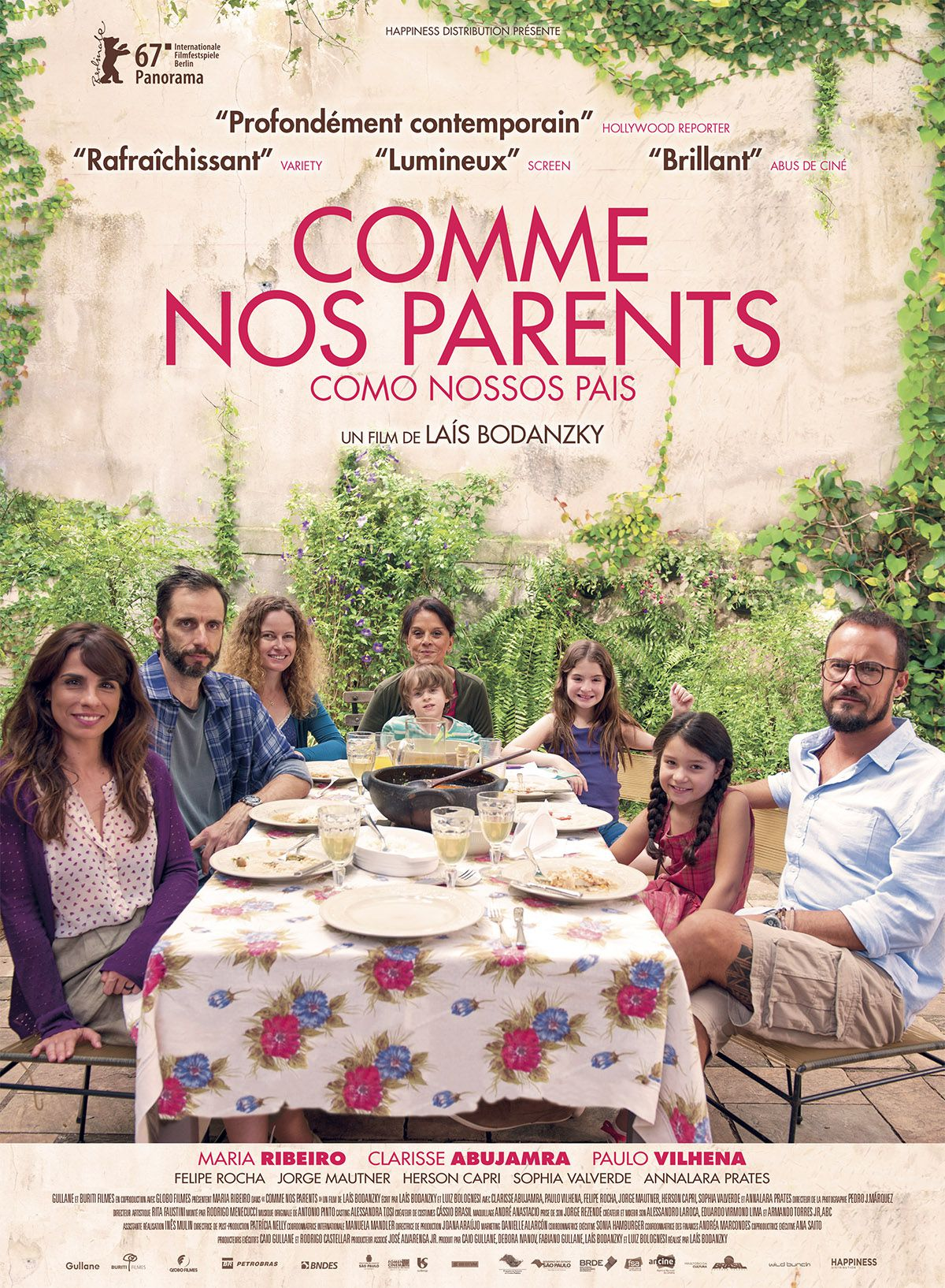 Comme nos parents - Film (2018)