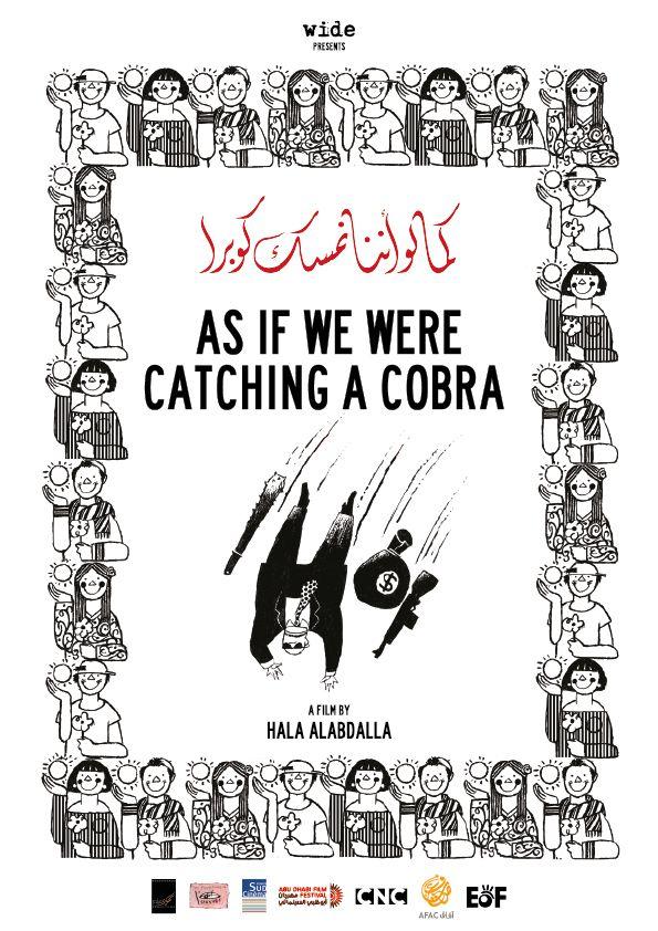 Comme si nous attrapions un cobra - Documentaire (2013)