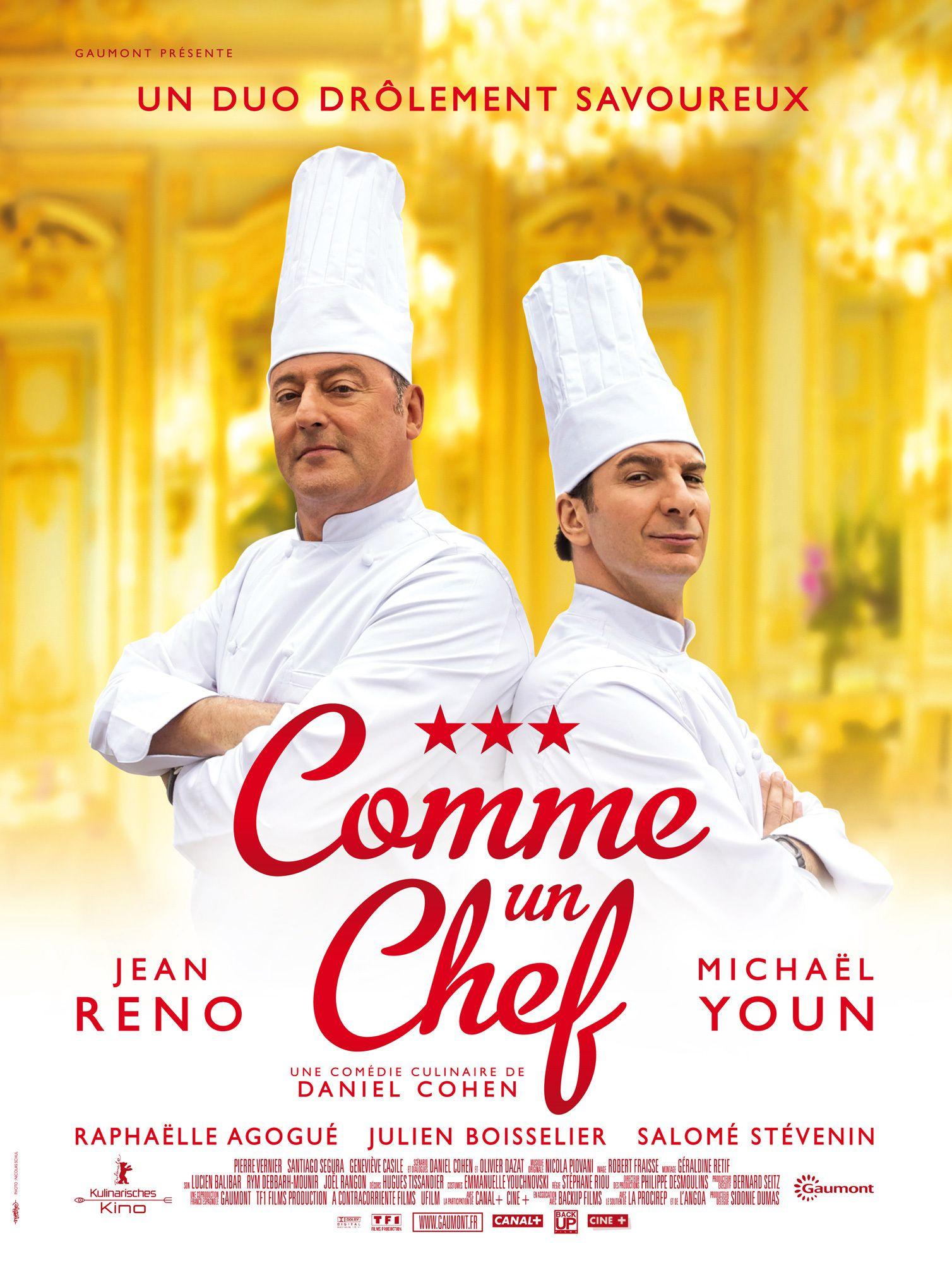 Comme un chef - Film (2012)
