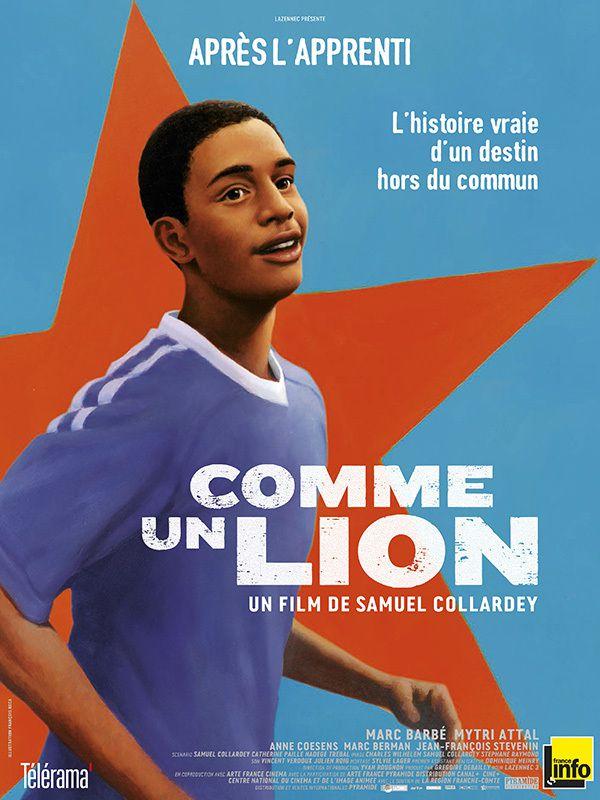 Comme un lion - Film (2013)