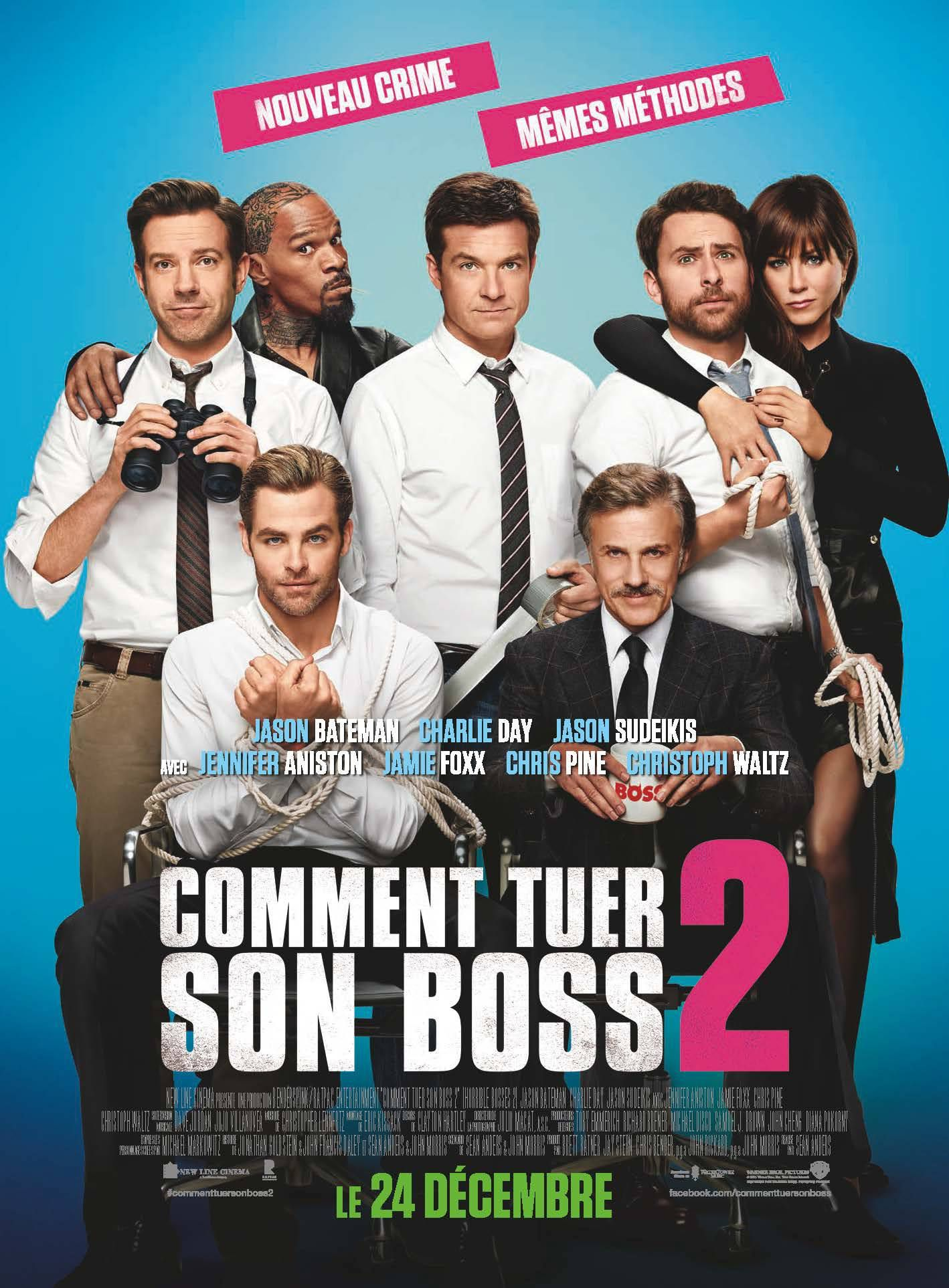Comment tuer son boss 2 - Film (2014)
