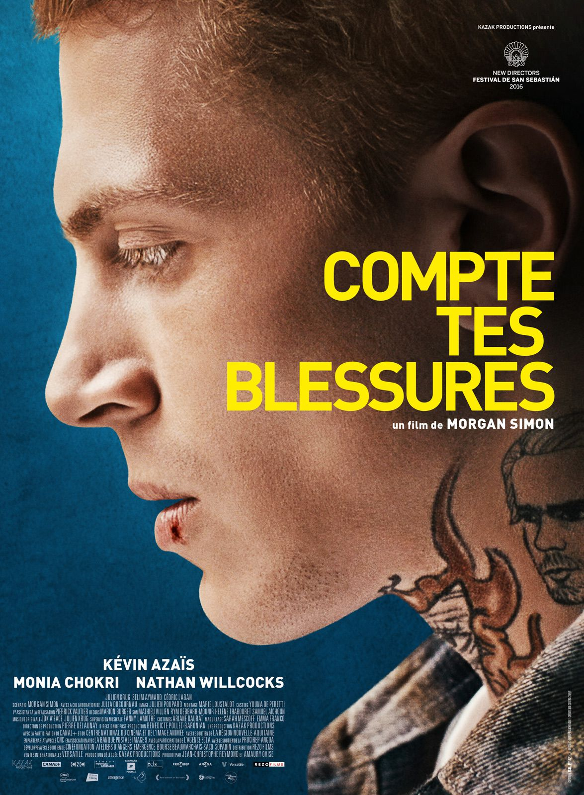 Compte tes blessures - Film (2017)