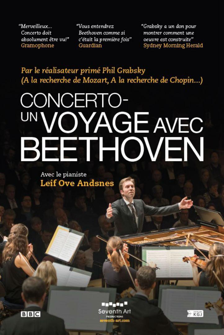 Concerto – Un voyage avec Beethoven - Documentaire (2017)