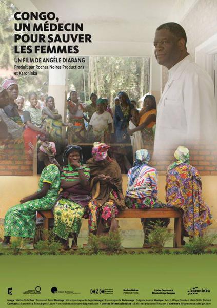 Congo, un médecin pour sauver les femmes - Documentaire (2014)