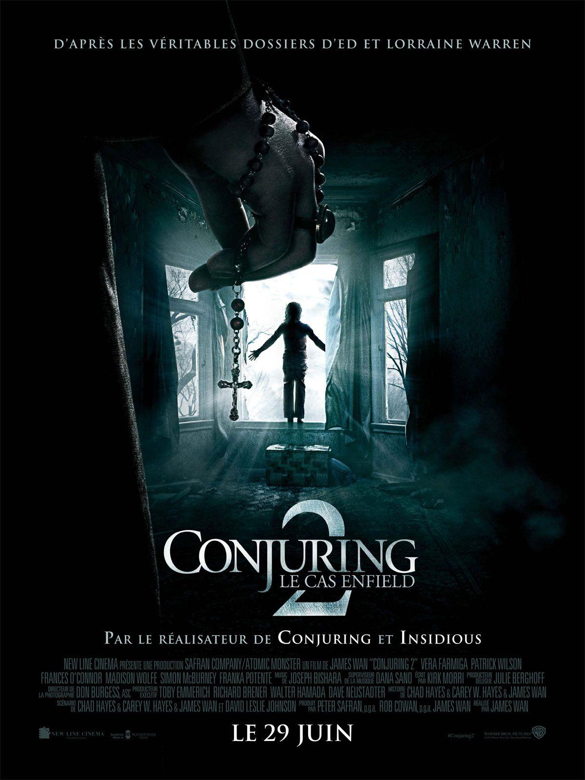 Conjuring 2 : Le Cas Enfield - Film (2016)